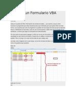 Filtro en Un Formulario VBA Excel