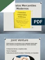 Contratos Mercantiles Modernos