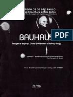 Bauhaus - Imagem e Espaço
