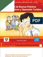 Guías de Turismo y Operación Turística