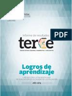 Logros-Aprendizaje  TERCE- Jul 2015