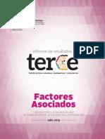 Factores-Asociados- TERCE- Jul 2015