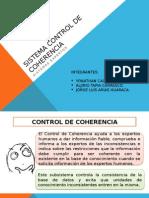 Control Coherencia