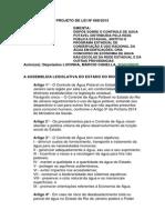 Projeto de Lei n 668-2015