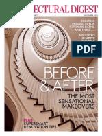 Architectural Digest - November 2015
