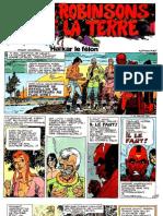Les Robinsons De La Terre 13 - Haikar Le Félon