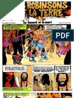 Les Robinsons de La Terre 14 - Le Hasard Et La Mort