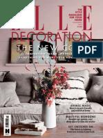 ELLE Decoration - November 2015 UK