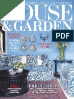 House & Garden - November 2015 UK
