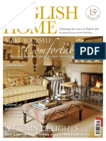 The English Home - November 2015