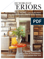 The World of Interiors - November 2015