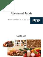 Advanced Foods