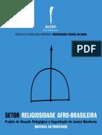 Material Do Professor - Afro-Brasileiro