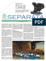 Ingeniemos SEPARATA Noviembre 2015 Ed 27