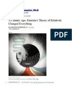 Dr. Frank Talamantes, Ph.D - A Century Ago Einsteins Theory of Relativity Changed Everything.pdf