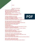 Mein Liebesgedicht