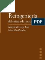 Reingenieria Del Sistema de Justicia Penal