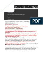 Architecture of Delhi