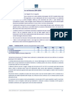 CSIL Previsioni Arredamento 2016