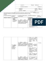 Secuencias Didacticas de Quimica I-AGO-D