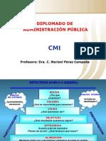 Conferencia sobre CUADRO DE MANDO INTEGRAL