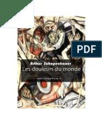 Douleurs Du Monde - Schopenhauer