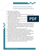 Thesis Writing Guide 2013-08-23