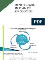 Plan de Bionegocios