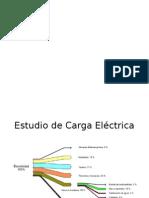 PPT Estudio de Carga Electrica