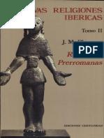 Primitivas religiones ibéricas