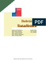 Boletin Anual 20141