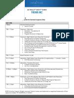 TR300.RC.Xi - Mizrahi Course Agenda
