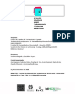 Segundo coloquio sobre publicaciones periódicas argentinas