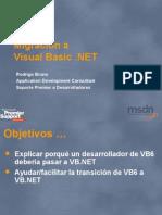 Taller MSDN Migracion VB NET