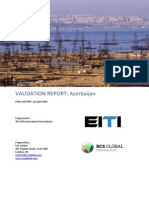 Azerbaijan Validation Final Report Rcs 15-04-10v2 0