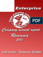 Company Annual Report_Wise Enterprise