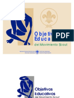 Objetivos Educativos del Movimiento Scout
