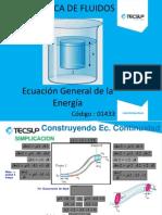 Unidad 7 - Ecuacion General de La Energia 2015-II