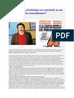 Dardo Scavino Sobre los atentados contra Charlie Hebdo
