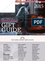 Sunset District Holiday Gift Guide 2015