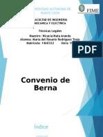 Convenio de Berna