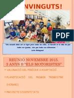 REUNIÓ PARES NOVEMBRE