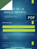 MANEJO DE PAREJA INFERTIL