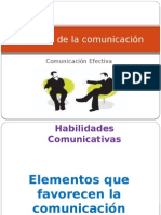 Barreras comunicativas, 2015