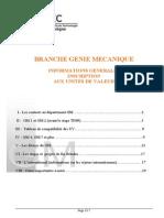 Branche Genie Mecanique p10
