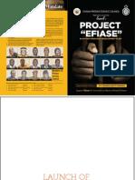 Project Efiase Brochure