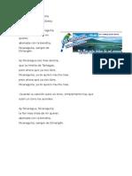 Canciones Nicaraguenses
