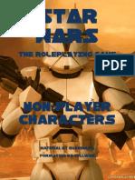 Star Wars Ultimate Npc Collection v.85