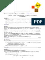 Séries de Fourier EXO7