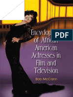 Encyclopedia of African American Actresses